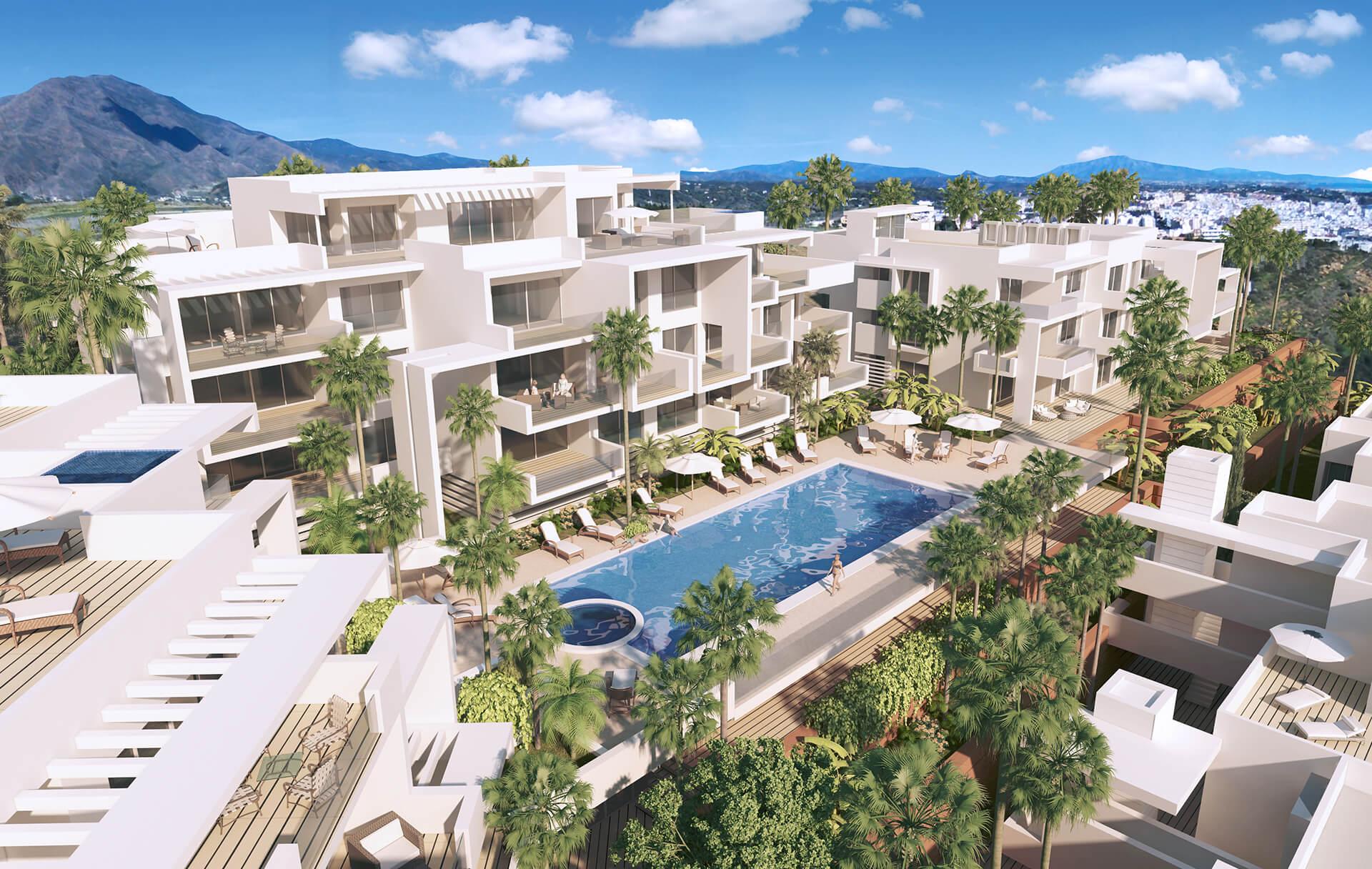 Estepona Apartments