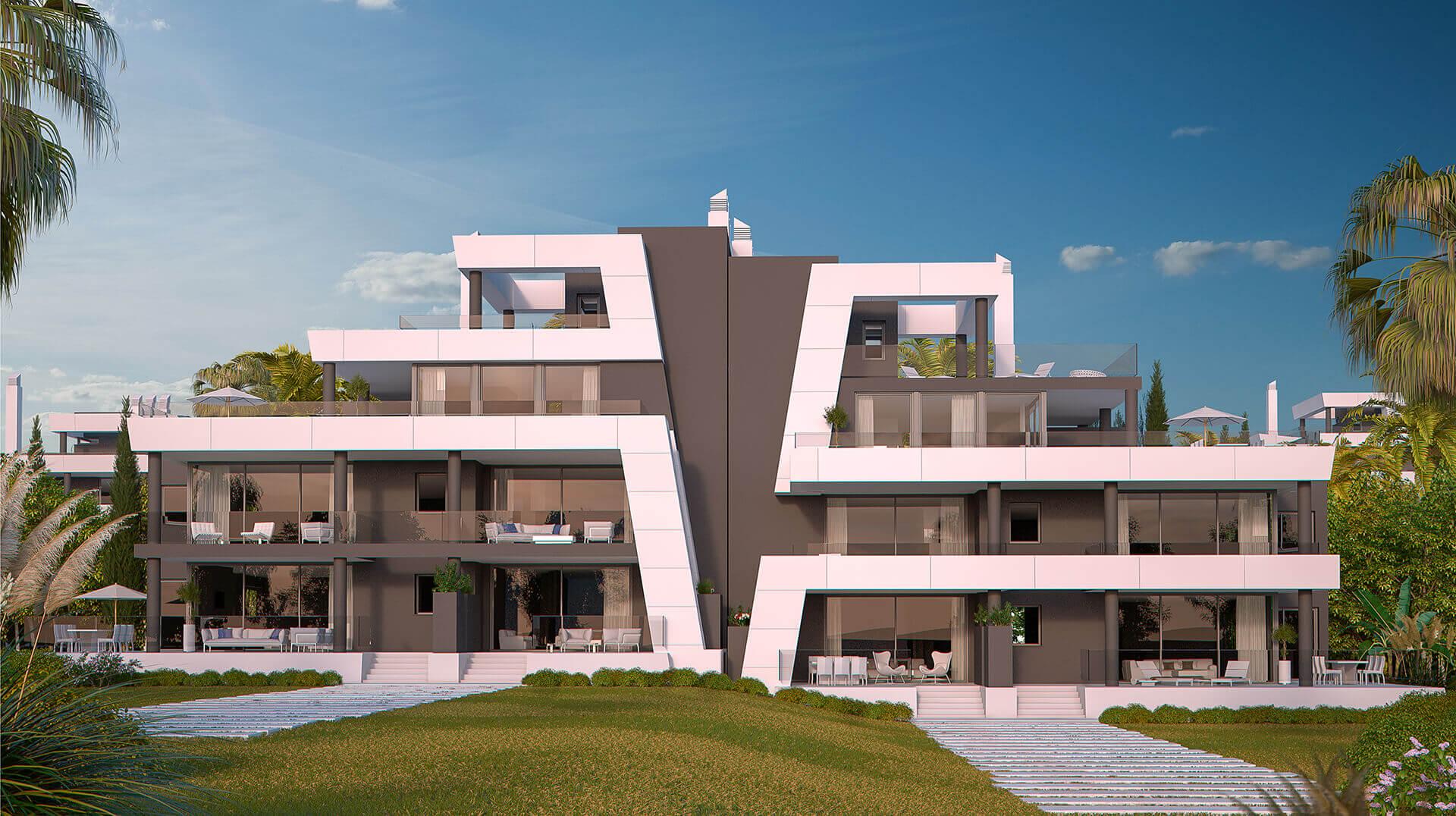 Pisos en venta - Cabopino Apartments