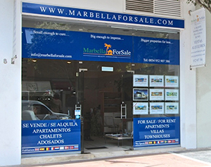 Marbella For Sale Office